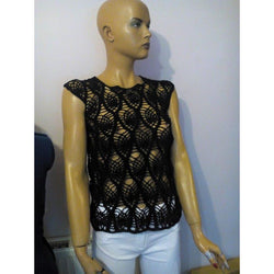 Pattern only - a crochet summer top - AsDidy fashion