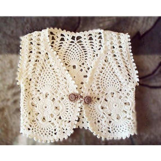 Baby Crochet Cardigan - AsDidy fashion