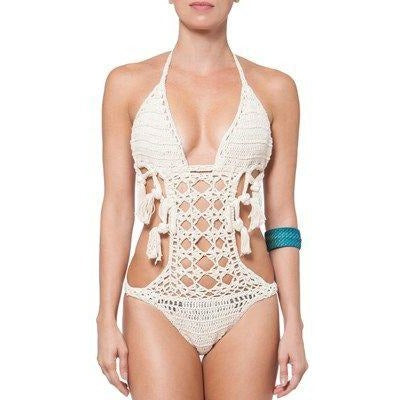 Crochet swimsuit - AsDidy fashion