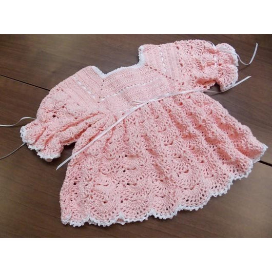 Crochet Baby Dress - AsDidy fashion