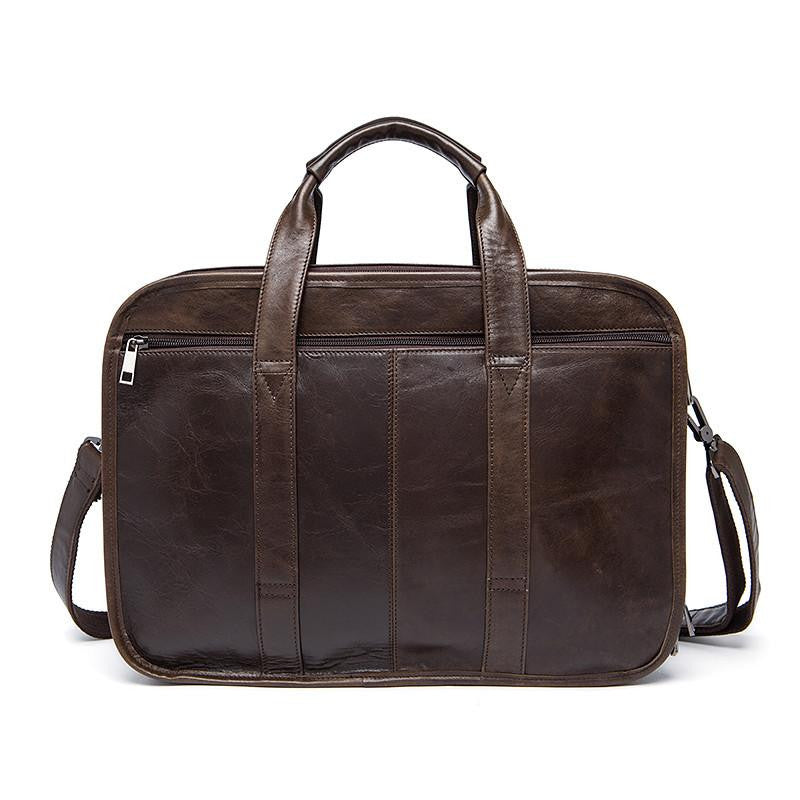 Mens Leather Carrier - URBAN LEGEND LEATHER