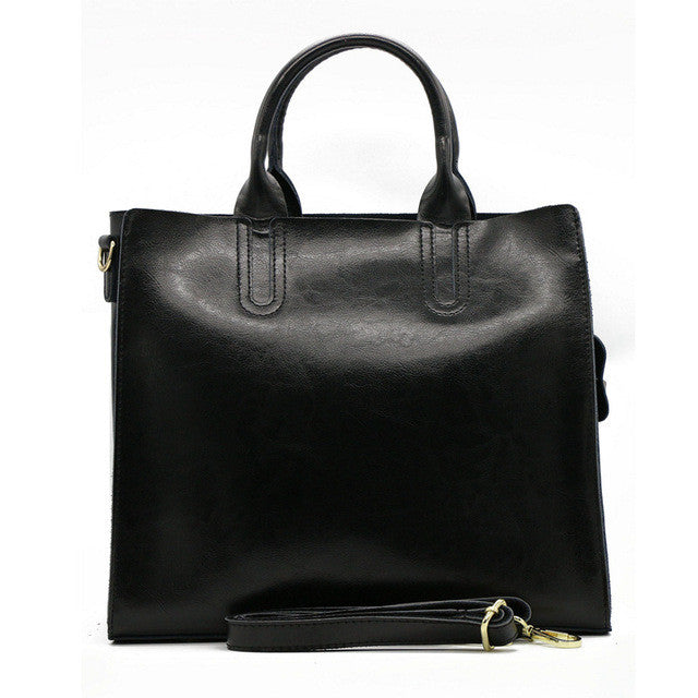 Womens Leather Shoulder Bag - URBAN LEGEND LEATHER