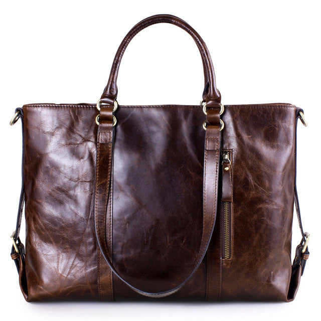 Women's Soft Leather Shoulder Bag - URBAN LEGEND LEATHER