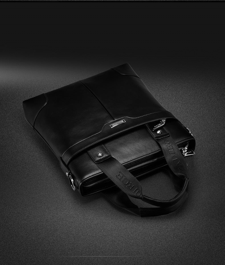 Mens Leather Essentials Carry Bag - URBAN LEGEND LEATHER