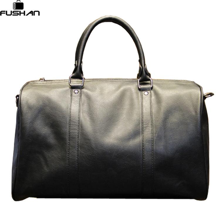 Leather Overnight/Travel/Duffel Bag - URBAN LEGEND LEATHER