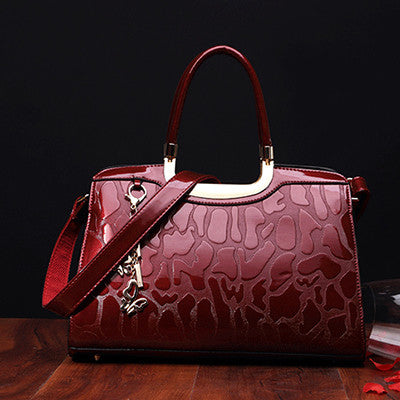 Womens Japanese and Korean Style Handbag - URBAN LEGEND LEATHER