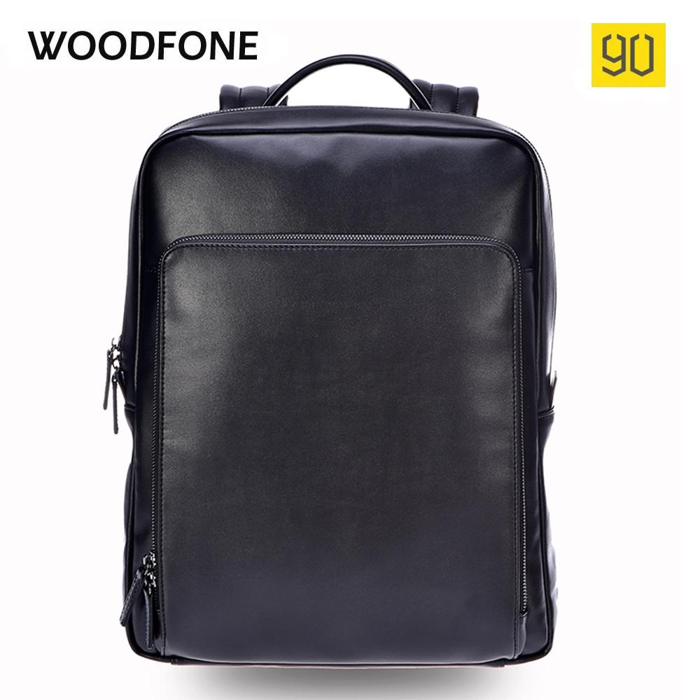 Men Backpack High Quality Leather Backpack