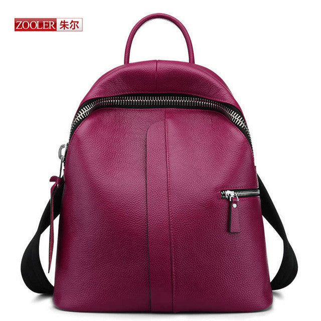 Womens Preppy Style Backpack