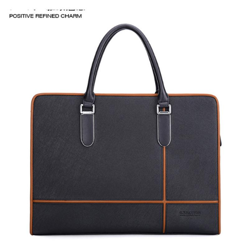 European Style Documeny Carry Bag - URBAN LEGEND LEATHER