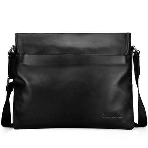 Padieoe Men's Leather Shoulder Bag - URBAN LEGEND LEATHER