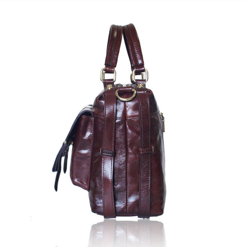 Women Bag Leather Tote Style Handbag - URBAN LEGEND LEATHER