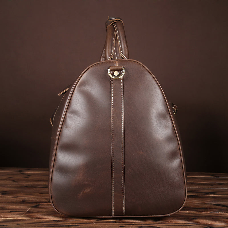 Leather Travel/Overnight/Weekend Bag - URBAN LEGEND LEATHER