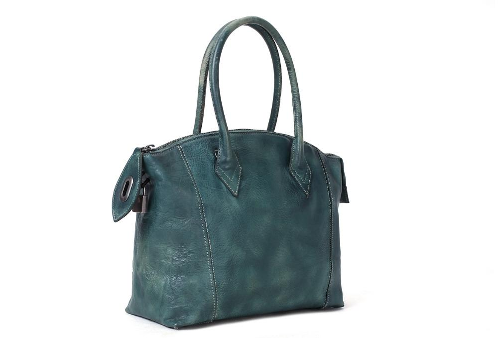 Womens Latest Fashion Leather Tote Bag - URBAN LEGEND LEATHER