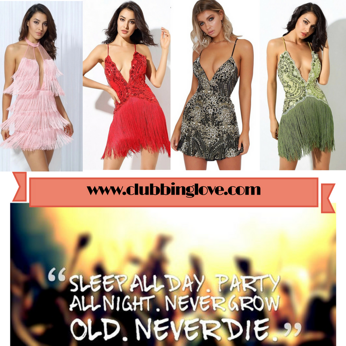 Choose the right Clubbing Dress for your evening party