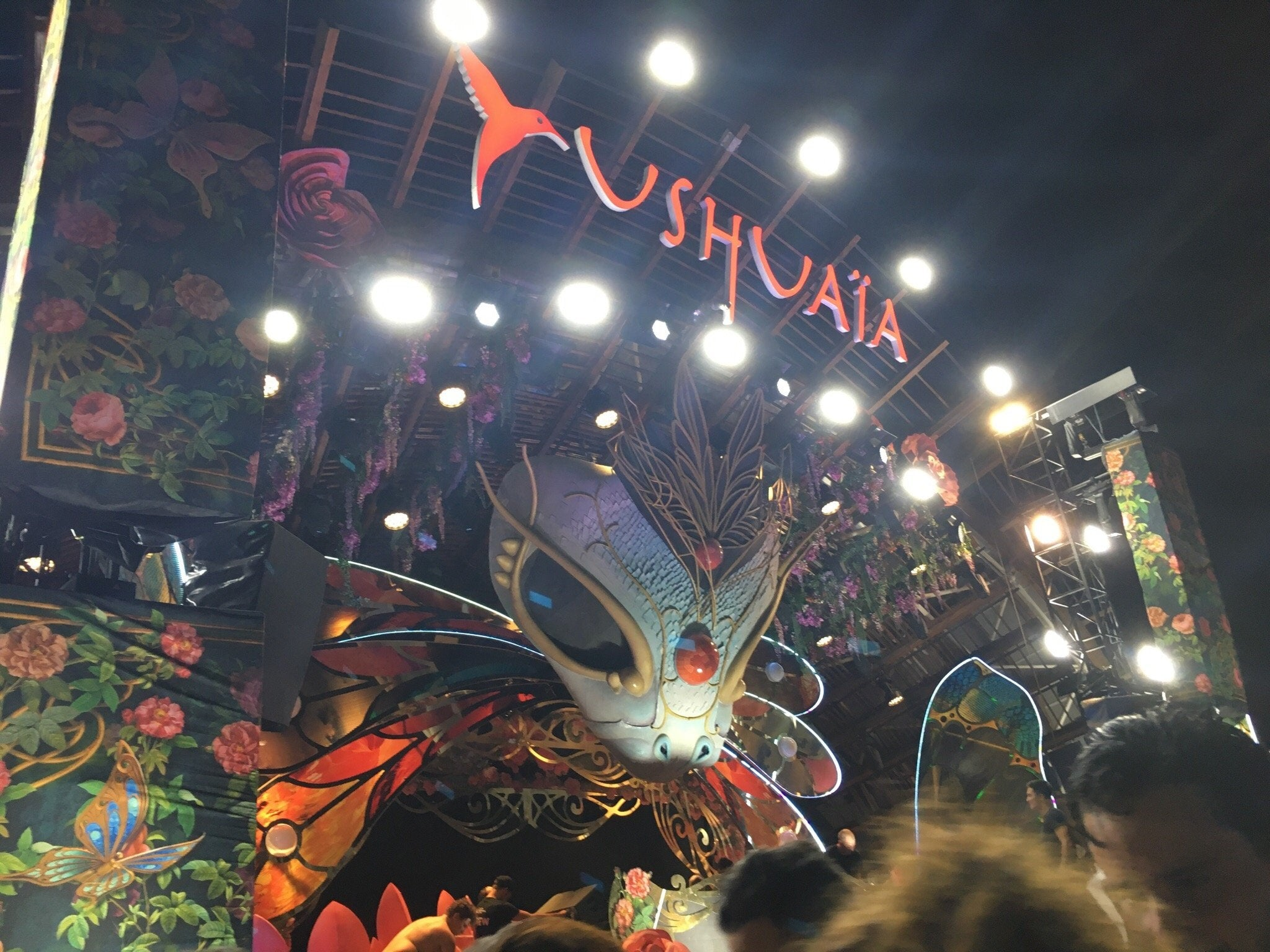 Nightclub Review : Ushuaia Ibiza Beach Club