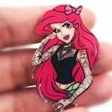 Club Dresses | Club Outfits | Party Dresses Under $9.99, Cartoon Icons Cool Girl Princess Icons Badge Brooch Pins - Clubbing Love