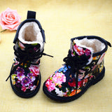 Club Dresses | Club Outfits | Party Dresses The Retro Hip Floral Sneaker Zip Boots, The Retro Hip Floral Sneaker Zip Boots - Clubbing Love
