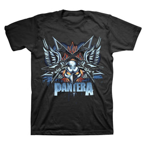 Pantera | Wings T-Shirt - Club Dresses | Party Dresses | Club Outfits. Club Dresses from ClubbingLove.com