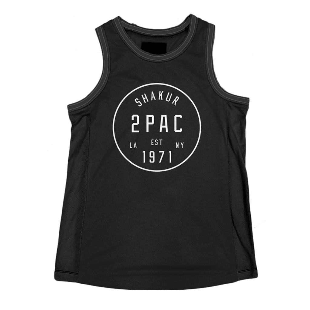 19bb04c41f6 Tap to expand · Tupac Shakur | Old School Basketball Jersey - Club Dresses  | Party Dresses ...