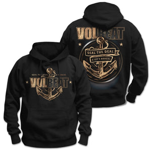 Club Dresses | Club Outfits | Party Dresses , Volbeat | Anchor Pullover Hoodie - Clubbing Love