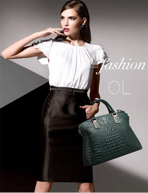 Club Dresses | Club Outfits | Party Dresses Bags, Authentic Women Crocodile Bag 100% Genuine Leather Women Handbag Hot Selling Tote Women Bag Large Brand Bags Luxury - Clubbing Love