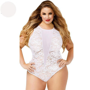Club Dresses | Club Outfits | Party Dresses plus size, Plus Size Lingerie for Women Lace Babydoll Chemise Halter Sleepwear Nightwear - Clubbing Love