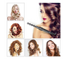 Club Dresses | Club Outfits | Party Dresses 6 in 1 Hair Curler for All Curls, 6 in 1 Hair Curler for All Curls-Curling Iron Wand Set with 6 Interchangeable Barrels Instant Heat with Extra-smooth Tourmaline Ceramic Coating - Clubbing Love