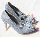 Club Dresses | Club Outfits | Party Dresses shoes, Shoes | New Rhinestone Cinderella Shoes - Clubbing Love
