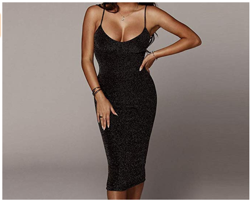 Club Dresses | Club Outfits | Party Dresses Dress, Spaghetti straps slash neck backless sexy long dress women high waist body con elegant fashion party dresses - Clubbing Love