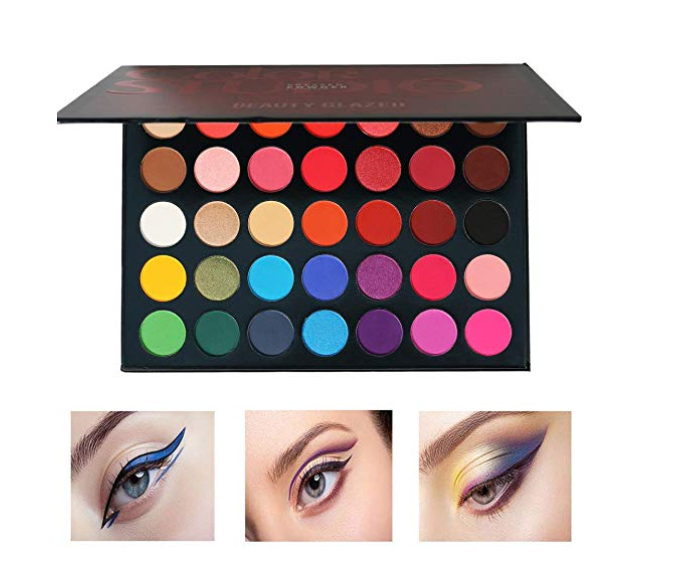 Club Dresses | Club Outfits | Party Dresses Glazed 35 Color Studio Matte Eye shadow, Glazed 35 Color Studio Matte Eye shadow - Clubbing Love