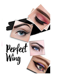 Club Dresses | Club Outfits | Party Dresses Eyeliner Stamp, Perfect Winged Eyeliner Stamp - Clubbing Love