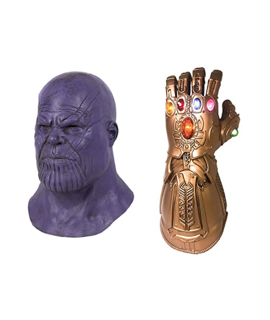Club Dresses | Club Outfits | Party Dresses Infinity Gauntlet Articulated Electronic Fist, Thanos Glove Marvel Legends Series Infinity Gauntlet Articulated Electronic Fist Thanos Infinity Gauntlet Avengers Infinity War Gloves. - Clubbing Love