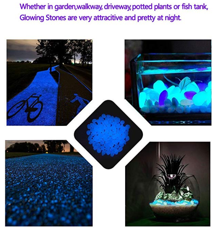 Club Dresses | Club Outfits | Party Dresses Glow-in-the-Dark Garden Pebbles, Glow-in-the-Dark Garden Pebbles - Clubbing Love