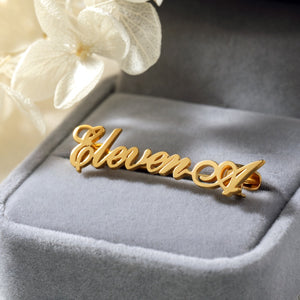 Club Dresses | Club Outfits | Party Dresses Personalized Brooches, CLUBBING LOVE ™️ Personalized Brooches - Clubbing Love