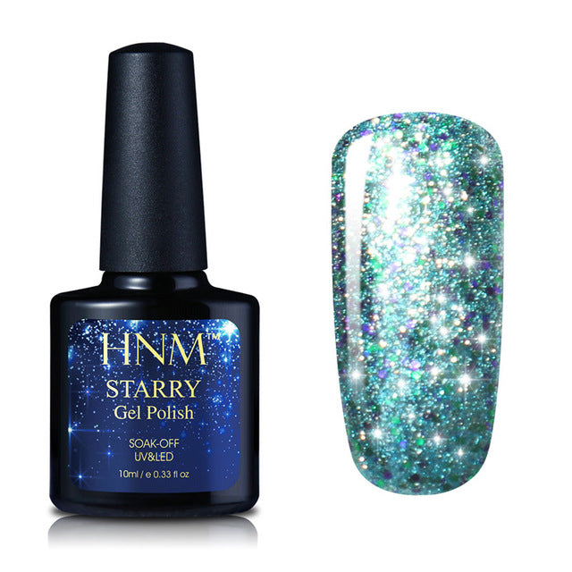 Club Dresses | Club Outfits | Party Dresses Nail Polish, Starry Bling Nail Polish Varnish Semi Permanent Lacquer Gel polish 30 Colors Starry Bling Stamping DIY Nail Art - Clubbing Love