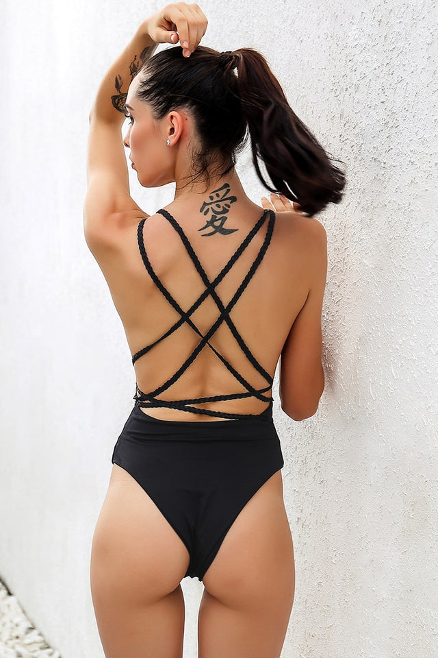 Club Dresses | Club Outfits | Party Dresses bodysuit, Women Clubwear Bandage Hollow Out Backless Bodysuits - Clubbing Love