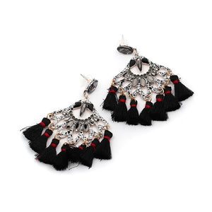 Club Dresses | Club Outfits | Party Dresses jewelry, 2 Pair Lightweight Big Earring Bohemian Drop Earrings Handmade Large - Clubbing Love