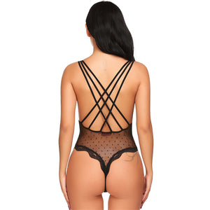 Club Dresses | Club Outfits | Party Dresses bodysuit, Women Mini Lace Bodysuit Spaghetti Strap - Clubbing Love