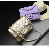 Club Dresses | Club Outfits | Party Dresses Handbags, Women Quilted Crossbody Bag Girls Side Purse and Shoulder Handbags Designer Clutch with Chain - Clubbing Love