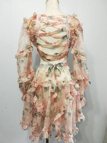 Image of Flores de Amor Dress