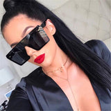 Club Dresses | Club Outfits | Party Dresses Oversize Square Sunglasses, Oversize Square Sunglasses  Flat Top Gradient Glasses Women Men - Clubbing Love
