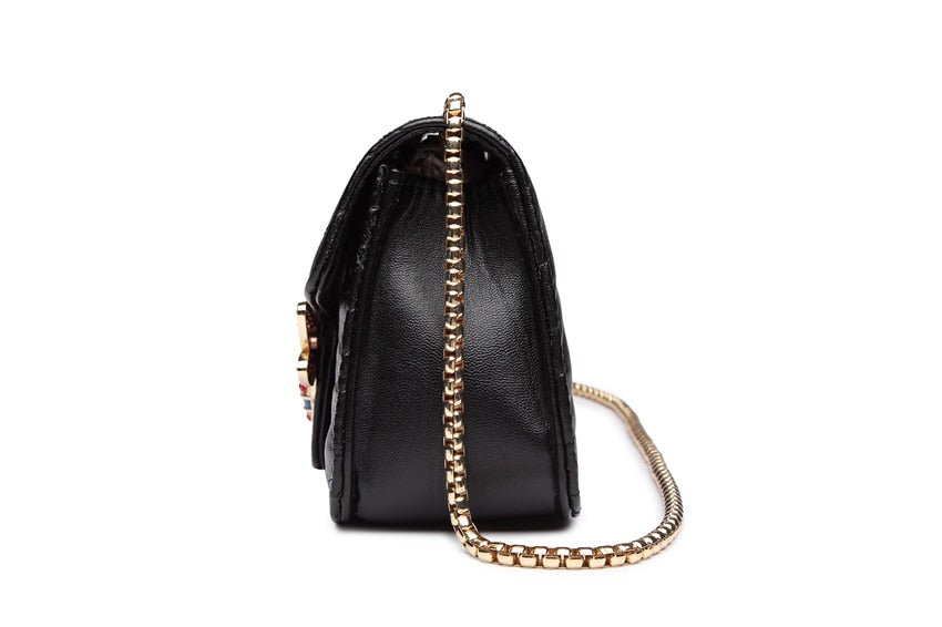 Club Dresses | Club Outfits | Party Dresses Chain Shoulder Luxury Handbags, Luxury Bee Shoulder Mini Crossbody Chain Handbags Famous Sac A Main - Clubbing Love