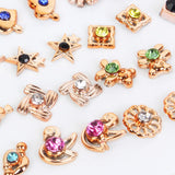 Club Dresses | Club Outfits | Party Dresses Under $9.99, 100 pairs Multiple Stud Earrings Set Cute Vintage Earrings for Girls Women Men - Clubbing Love