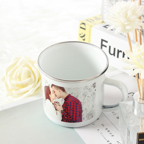Personalized Pictures Coffee Mug Thanksgiving/Christmas/Birthday/Special Occasions/ Keepsake gifts