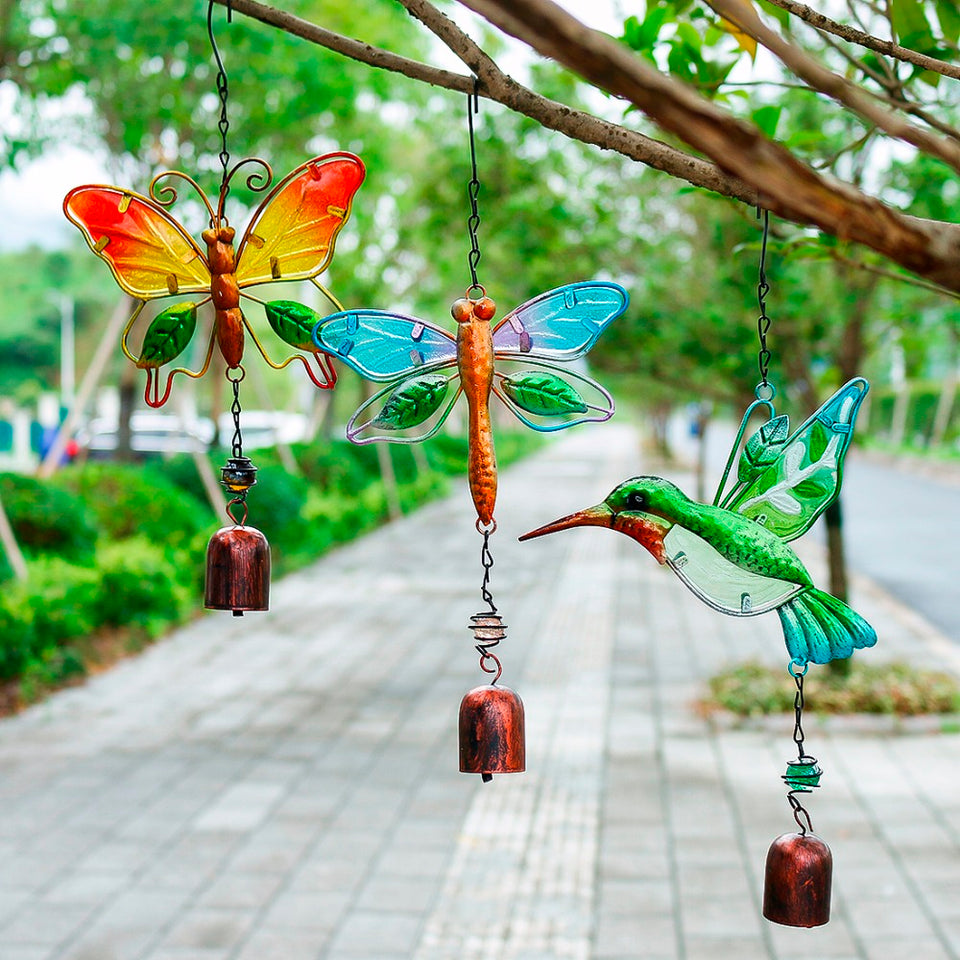 Club Dresses | Club Outfits | Party Dresses Handmade Bird Wind Chime, Handmade Bird Wind Chime For Wall Window Door Wind Bell Hanging Crystal Ornaments - Clubbing Love