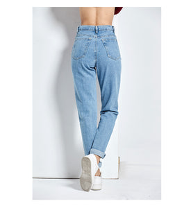 Club Dresses | Club Outfits | Party Dresses Jeans, Women's Jeans, High Waist Solid Vintage Slim Pencil Denim Pants - Clubbing Love