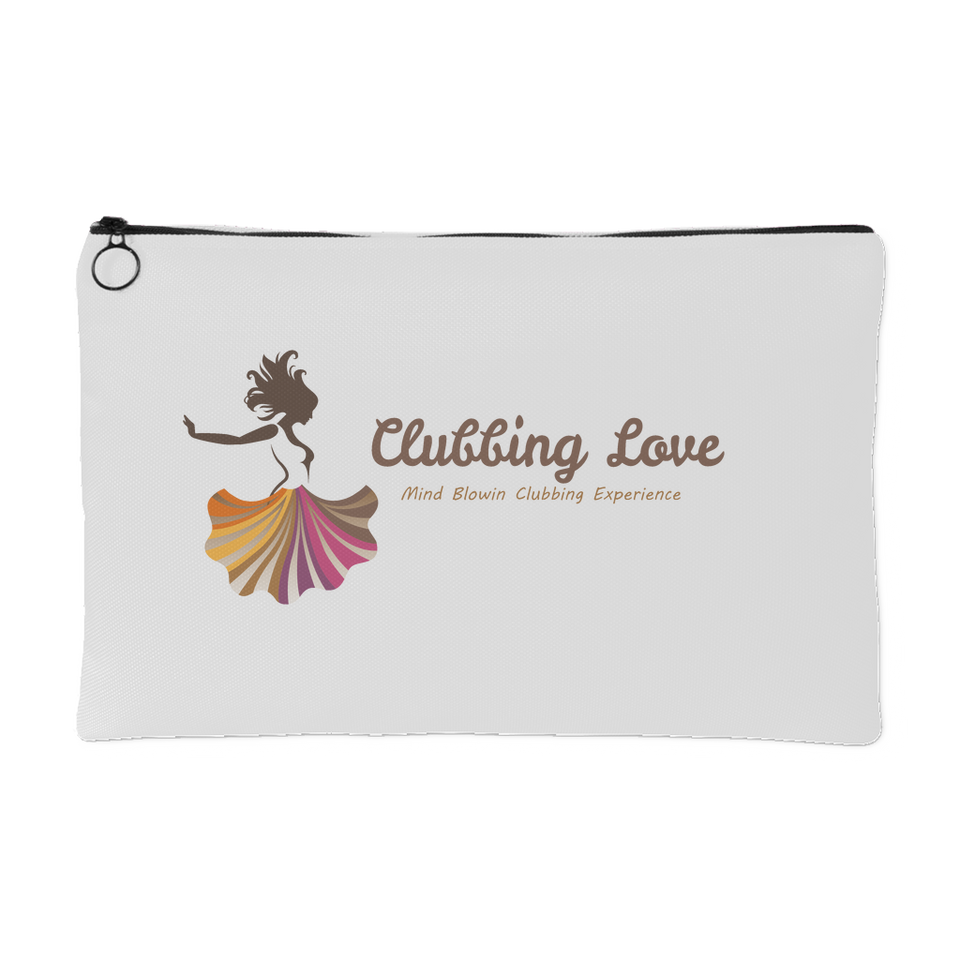 Club Dresses | Club Outfits | Party Dresses Accessory Pouches, Clubbing Accessory Pouch - Small - Clubbing Love