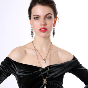 Club Dresses | Club Outfits | Party Dresses , Cultured Pearl Star Insect Earrings - Clubbing Love