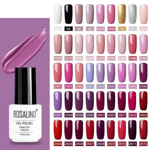 Club Dresses | Club Outfits | Party Dresses Nail Polish, Multi-colors Optional 7ML Soak Off Nail Polish UV LED Gel Polish Nail Art Nail Gel Polish - Clubbing Love