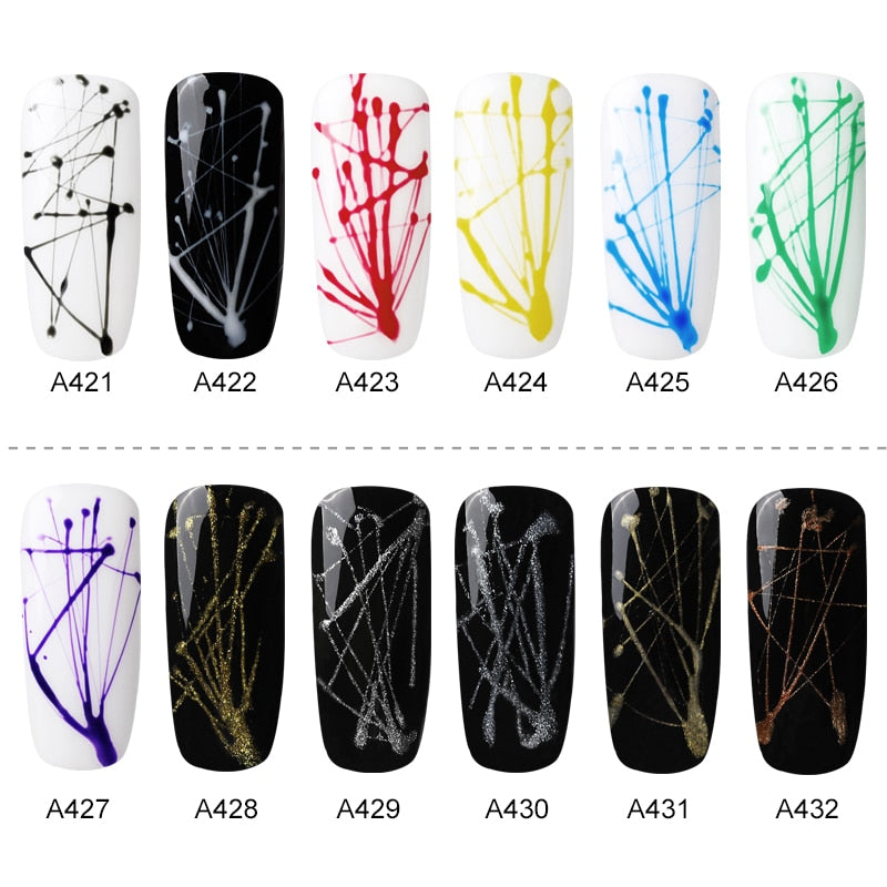 Club Dresses | Club Outfits | Party Dresses Spider Nail Gel, Spider Nail Gel - Clubbing Love